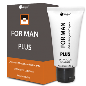For Man Plus 17g