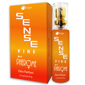 Sense Fire by FHEROME 15ml